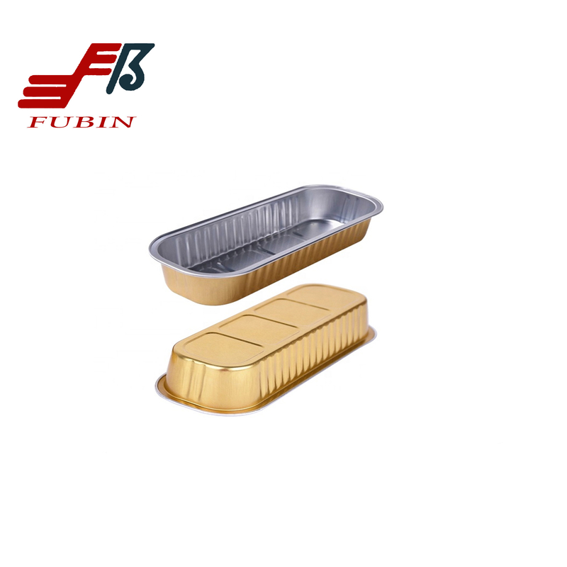 Thicken Heavy Duty Aluminum Foil Pans Rectangular